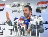 يوسف الحسينى: الفترة المقبلة ستشهد اندماج أكثر من حزب.. فيديو وصور
