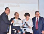 """تكريم سميرة أحمد فى قصر السينما بحضور طارق الشناوى وبوسى شلبى """"صور"""""""