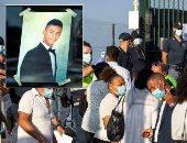 جوزيبى كونتى يحضر  جنازة شاب أسود تعرض للضرب حتى الموت بإيطاليا.. فيديو وصور