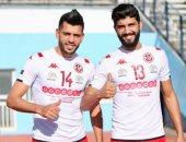 فرجانى ساسى يدعم أمين بن عمر لاعب النجم الساحلى بعد إصابته بكورونا