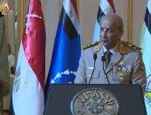 وزير الدفاع: خطط تسليح القوات المسلحة لا تتوقف أبدًا ونمتلك أحدث النظم