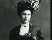 شاهد.. أليس ستيبينز ويلز أول ضابطة شرطة فى الولايات المتحدة الأمريكية