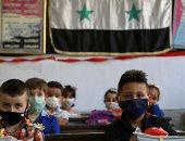 سوريا تتغلب على أحزانها وتبدأ العام الدراسى رغم الدمار.. ألبوم صور