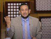 الداعية رمضان عبد المعز يؤكد القرآن واجه الشائعات وحذر من خطورتها