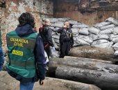 الشرطة البريطانية تعثر على مخبأ سرى للمخدرات تحت الأرض.. اعرف القصة