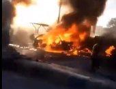 المرصد السورى يعلن مقتل 7 وإصابة أكثر من 30 بانفجار سيارة مفخخة فى عفرين
