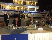 قناة السويس تحتفل بمرور 64 عاماً على إدارة الملاحة بعد انسحاب المرشدين الأجانب..صور