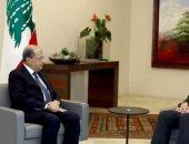 الرئيس اللبنانى يقبل اعتذار مصطفى أديب عن تشكيل الحكومة الجديدة
