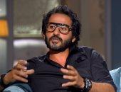 """أحمد حلمى: تحمست لفيلم """"عسل أسود"""" لتقديم شىء لبلدى"""
