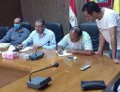 شمال سيناء تراجع خطة الطوارئ استعدادًا لموسم الأمطار والسيول
