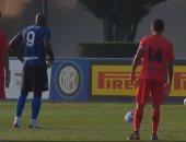 إنتر ميلان يُمطر لوجانو بخمسة أهداف ودياً