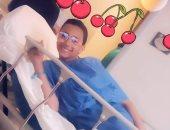 يوسف أسامة طالب من الشرقية تحدى مرض اللوكيميا وقرر الالتحاق بكلية الطب