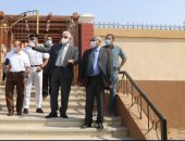 محافظ جنوب سيناء يعلن موعد افتتاح المدرسة المصرية اليابانية بشرم الشيخ