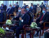 """السيسي للمصريين: """"راهنت عليكم وعلى وعيكم ..وقدمت نفسى بالجيش فدا مصر"""""""
