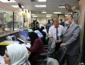 محافظ القاهرة يتابع مع الأحياء استقبال طلبات التصالح على مخالفات البناء