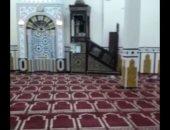 صور.. أوقاف الأقصر تعلن فرش 4 مساجد بالسجاد الجديد