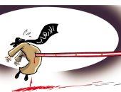 كاريكاتير.. الجيش اللبناني يدحر الإرهاب في البلاد