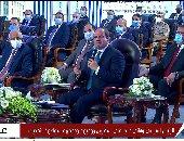 السيسي للمصريين: أقسم بالله بيضحكوا عليكم بالخيانة.. والحكومة محروقة معايا