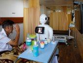 طفرة كورونا التكنولوجية.. الروبوت بخدمة الإنسان فى زمن الفيروس.. ألبوم صور