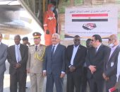 وصول قافلة مصرية إغاثية جديدة للأشقاء بالسودان لمساعدة المتضررين من السيول