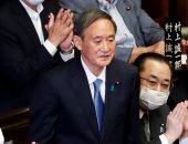 """صور.. انتخاب """"يوشيهيدي سوجا"""" رئيسا لوزراء اليابان"""