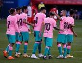 موعد مباراة برشلونة ضد فياريال فى الدورى الإسبانى