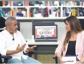صبرى فواز لتليفزيون اليوم السابع: أنتظر تقديم كثير من الأعمال والرضا بالفن موت