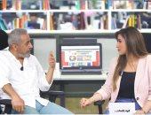 """صبرى فواز لـ""""تليفزيون اليوم السابع"""": أنا مدب ومبشيلش وبرد على طول"""