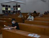 جامعة القاهرة تنتهى من امتحانات التعليم المدمج دون رصد أية مشكلات