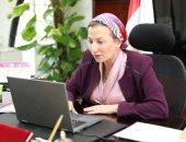 وزيرة البيئة: أي عامل سيكون لديه ترخيص مزاولة مهنة بالمنظومة الجديدة لإدارة المخلفات