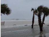 المركز الوطنى الأمريكى للأعاصير: إيتا يضعف ويتحول إلى عاصفة مدارية