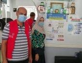 مبادرة للحد من العدوى والفيروسات الكبدية في صالونات الحلاقة بكفر الشيخ.. صور