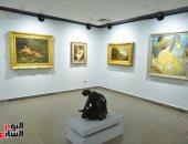 زوار متحف كنوز متاحفنا الفنية 5 يتخطى 8 آلاف زائر خلال الأسبوع الأول.. صور