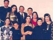 رانيا يوسف تستعيد ذكريات مسلسل عائلة الحج متولى بصور منذ 20 سنة