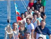 رحلة بحرية لمنتخب اليد في  البحر الأحمر استعدادا لمونديال 2021