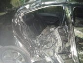 إصابة 3 أشخاص إثر تصادم سيارتين على طريق نمرة 6 فى الإسماعيلية