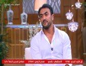 """أول تعليق من أحمد العوضى بعد إشادة الرئيس السيسى بدوره فى """"الاختيار"""""""