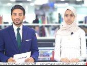 """الطالبة ردينة سعد لـ تليفزيون اليوم السابع: أشكر """"المتحدة للخدمات الإعلامية"""" على تحقيق حلمى"""
