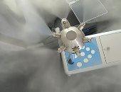روبوتات بسعة 100 رطل تطهر الطائرات من الميكروبات فى 90 ثانية فقط