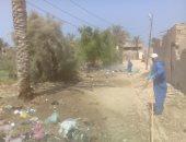 وحدة مكافحة ناقلات الأمراض بالعريش تنفذ حملة لمكافحة القوارض والذباب بأحياء المدينة