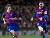 برشلونة يحتفل بـ16 عاما على أول مباراة رسمية للنجم ميسى مع الفريق.. فيديو