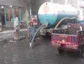 القابضة للمياه تتعهد بإنهاء الإحلال فى الزهايرة بالدقهلية خلال أسبوع.. صور