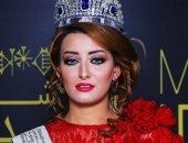 ملكة جمال العراق توضح علاقتها برئيس الموساد الإسرائيلي