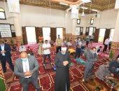افتتاح مسجد عزبة نزهة كوبرى مشه بمركز المنزلة في الدقهلية بـ3 ملايين جنيه