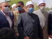 وزير الأوقاف يعلن افتتاح 76 مسجدا جديدا الأسبوع المقبل