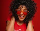 سميرة سعيد تطالب متابعيها بالمشاركة فى تحدى قط وفار من خلال تيك توك