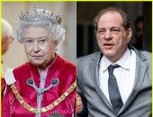 الملكة إليزابيث تجرد هارفى وينشتاين من نيشان الأمبراطورية البريطانية