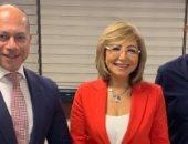 """""""لميس_على_ON"""" يتصدر تويتر احتفالا بعودتها للشاشة المصرية بعد غياب عامين"""