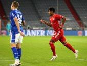 """البايرن ضد شالكة.. جنابرى يسجل أول أهداف الدوري الألماني بعد 4 دقائق """"فيديو"""""""
