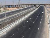 الانتهاء من تشطيبات كوبرى 2 واستكمال أعمال تطوير طريق الواحات فى 6 أكتوبر